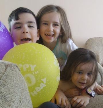 Ryan, Abigail & Bethany