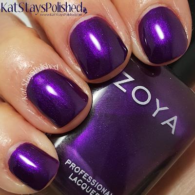Zoya Flair 2015 - Giada | Kat Stays Polished