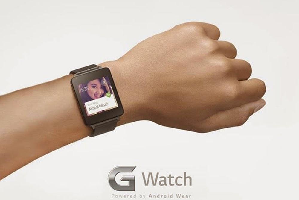 LG G Watch chega ao Brasil em agosto