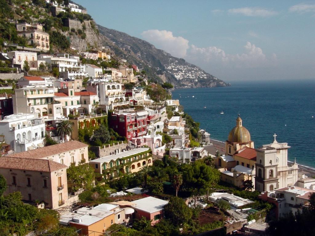 Di qua e di la costiera amalfitana amalfi positano for Amalfi to positano