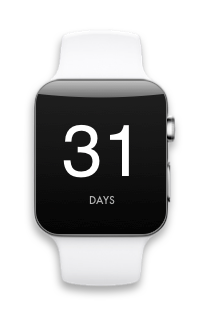 Apple Watch Countdown