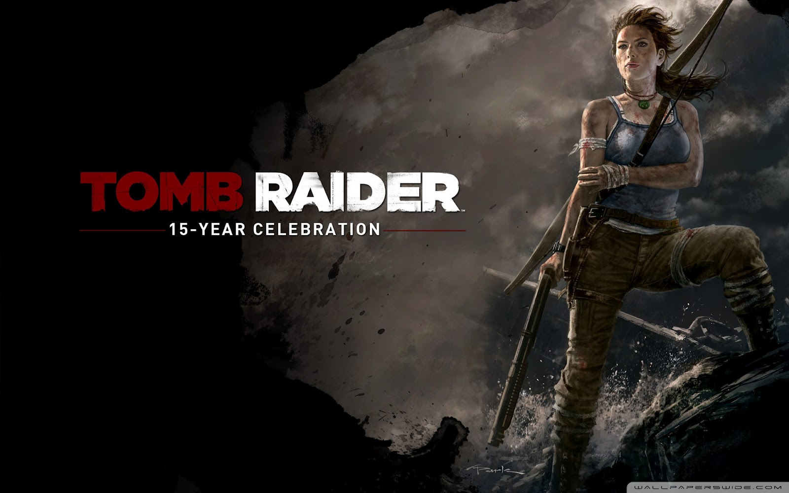 Tomb Raider HD & Widescreen Wallpaper 0.544170552366716