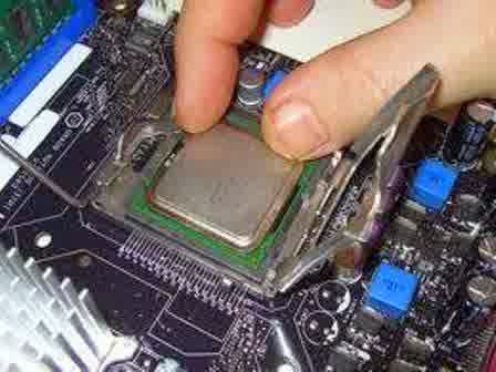 Komputer Restart Sendiri Karena Processor Kepanasan