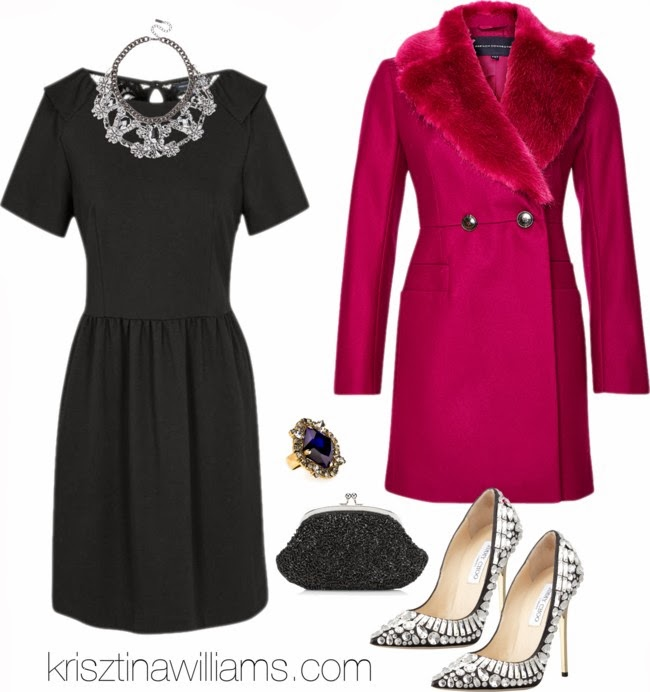 Style Guide: 5 Ways to Wear Your LBD This Holiday Season