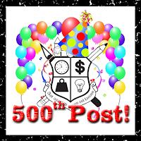Hoody Fricken Hoo! Post #500!