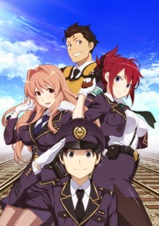 watch RAIL WARS! episodes online series
