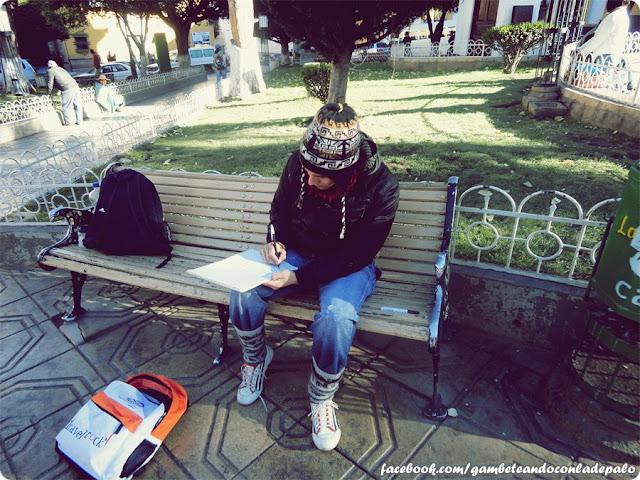 Recorriendo Potosí - Gambeteandoconladepalo