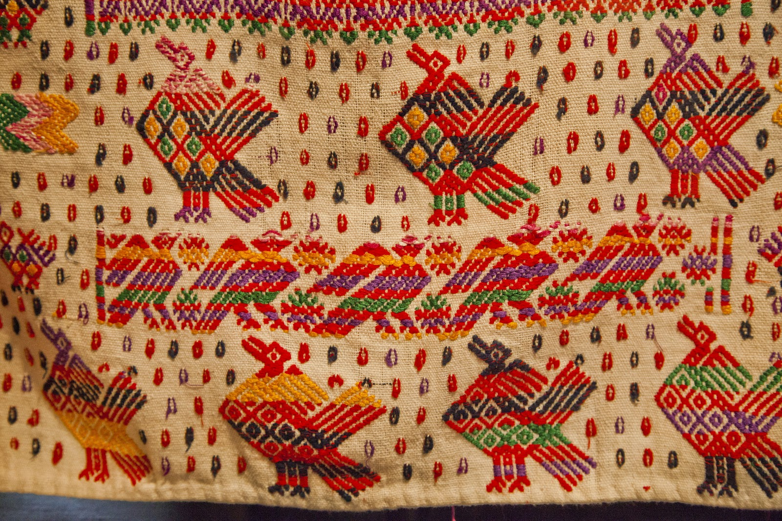 mayan weaving This article documents maguey bag production by two mayan elders and  presents an  ethnomathematics, is part of the broader context of mayan  weaving,.