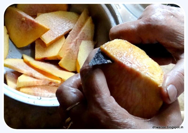 Dhwanee kaath aalu yam use in assamese cuisine for Assamese cuisine fish