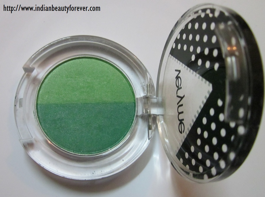 Oriflame Very me Eyeshadow Duo Green