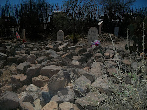 Mass grave of OK Corral gunfighters