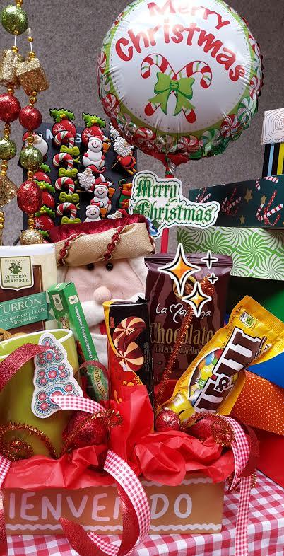 Arreglos para regalar de navidad for Adornos navidenos para regalar