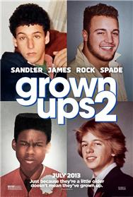 grown+ups+2 Grown Ups 2 In Theaters July 12th - New Funny Movies