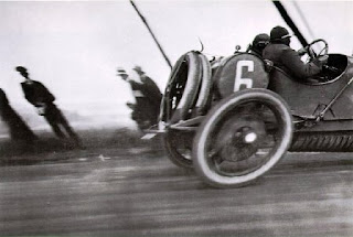 early 20th century, France, car racing, aviation