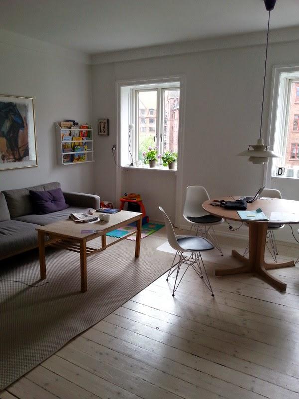 Mi Apartamento En Copenhague Etxekodeco