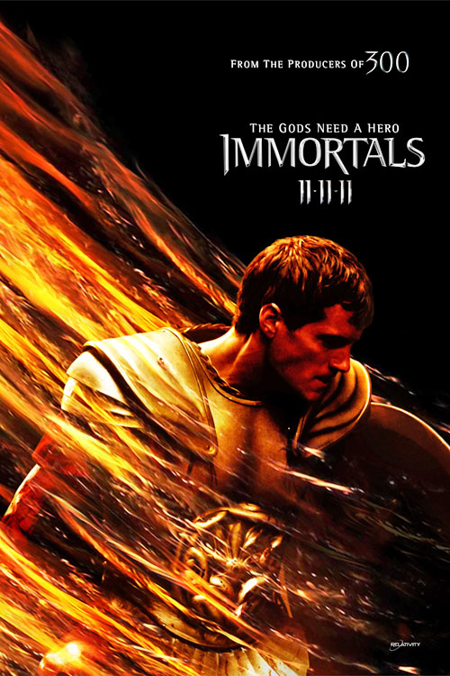Immortals (Inmortales) ()