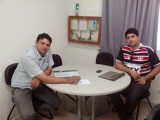 Andre e Gustavo Braz