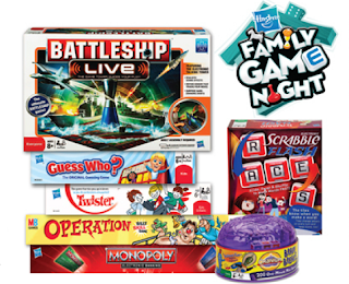 Save $5 off Hasbro Board Game