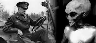 Aliens In The Pentagon?