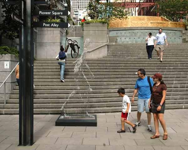 escultura invisible