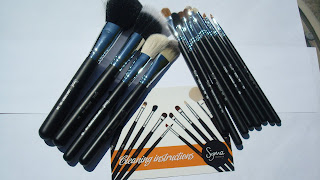 Sigma Makeup Brushes
