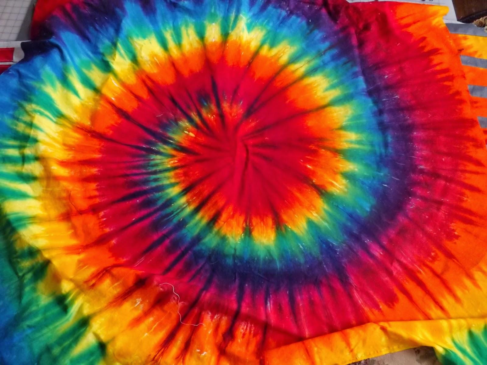 That 60 S Tie Dye Fashion Show