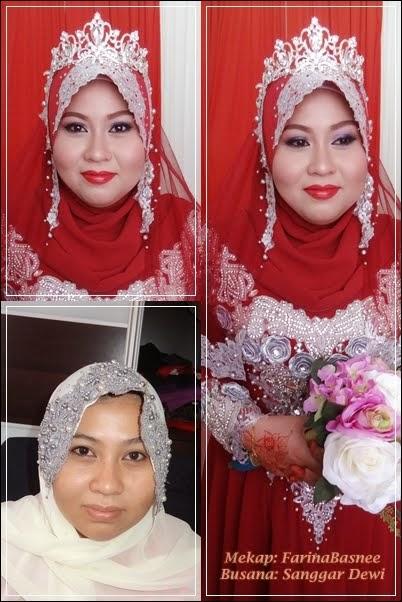 Bridal make up | Umi, Ijok Selangor