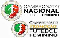 Todas as equipas dos Campeonatos nacionais femininos de futebol