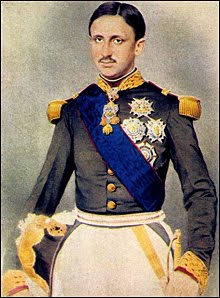 HM Francesco II di Borbone, King of the Two Sicilies