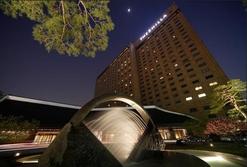 Top 10 Hotels in Seoul, South Korea