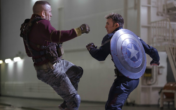 Captain America Fighting 5x