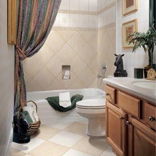 Small bathroom ideas photo gallery dream house experience for Decorated small bathroom ideas