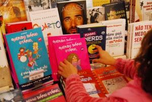 24ª Feira do Livro de Santa Cruz do Sul: presença do autor Marcio Scheibler