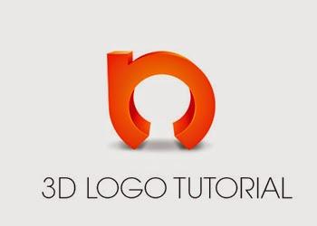 3d logo design tutorial [ illustrator ]