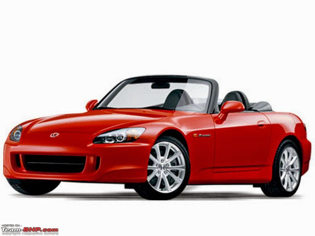 D Modification Indian Car Into Convertible Sports Car