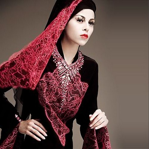 Saudi Abaya Designs 2011