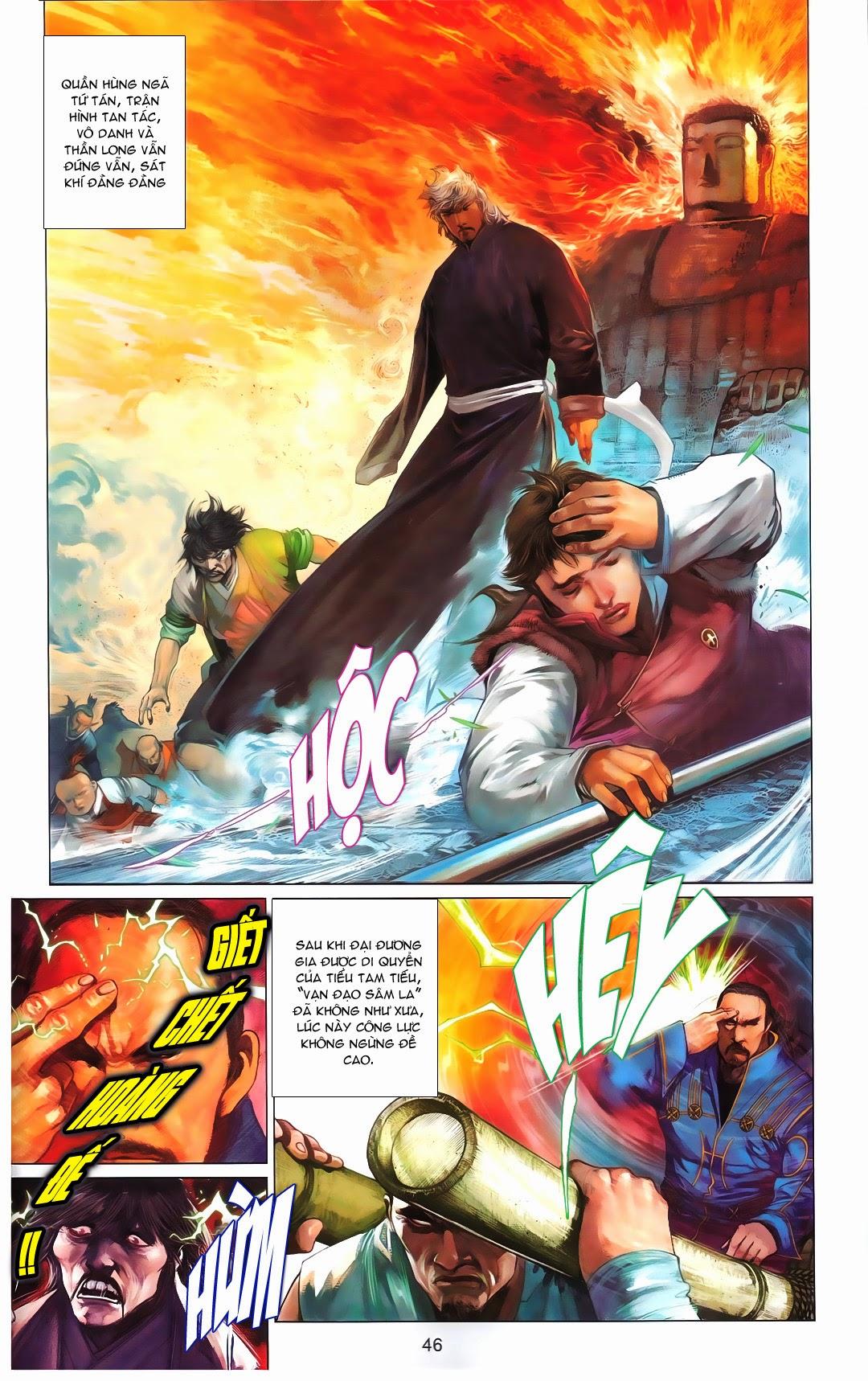 Phong Vân chap 667 Trang 48 - Mangak.info