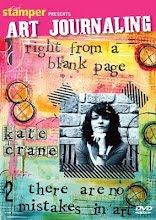 Art Journaling DVDs by Kate Crane