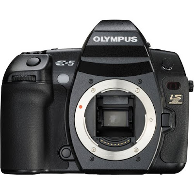 OLYMPUS E-5 Body - Digital SLR Camera