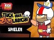 Kick Buttowski Trick or Launcho