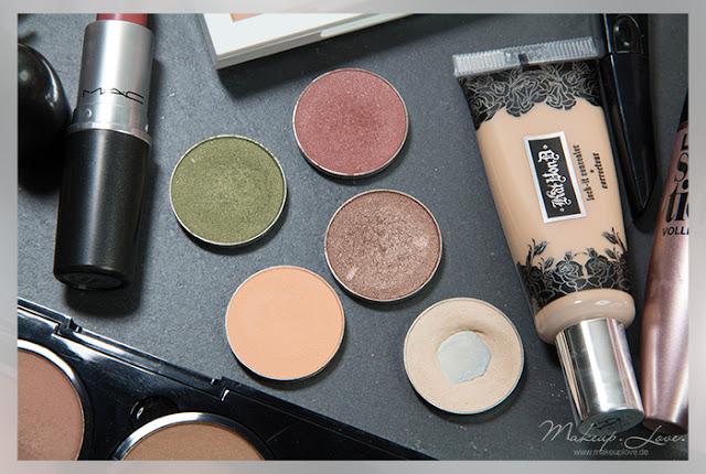 amu eotd look makeup geek homecoming poison ivy