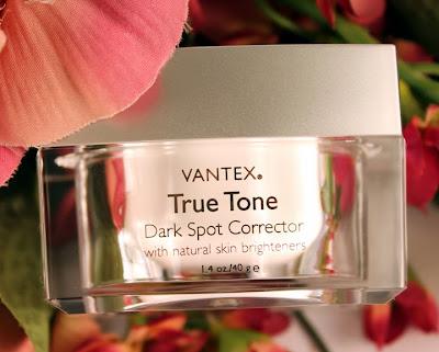 Fashion Fair Vantex True Tone Dark Spot Corrector Vantex True Tone Moisturizer