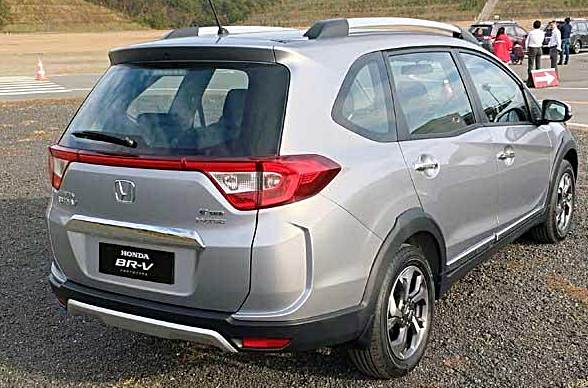 2016 Honda BR-V Release Date And Price