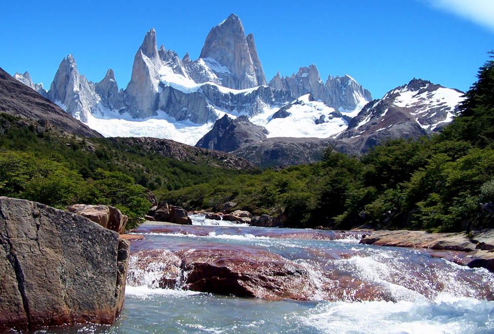 El Chalten Argentina  city images : Lugares Fantásticos: El Chaltén – Argentina