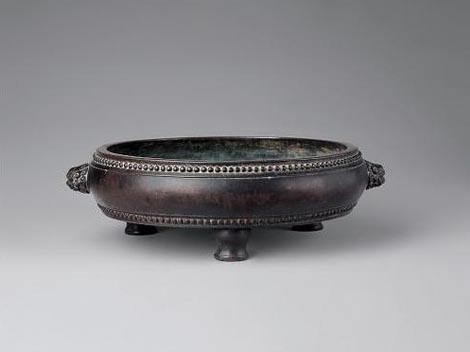 Kangxi Period bronze Incense Burner
