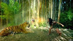 Katy Perry performing Roar