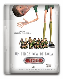 Um Time Show de Bola Torrent – Dublado