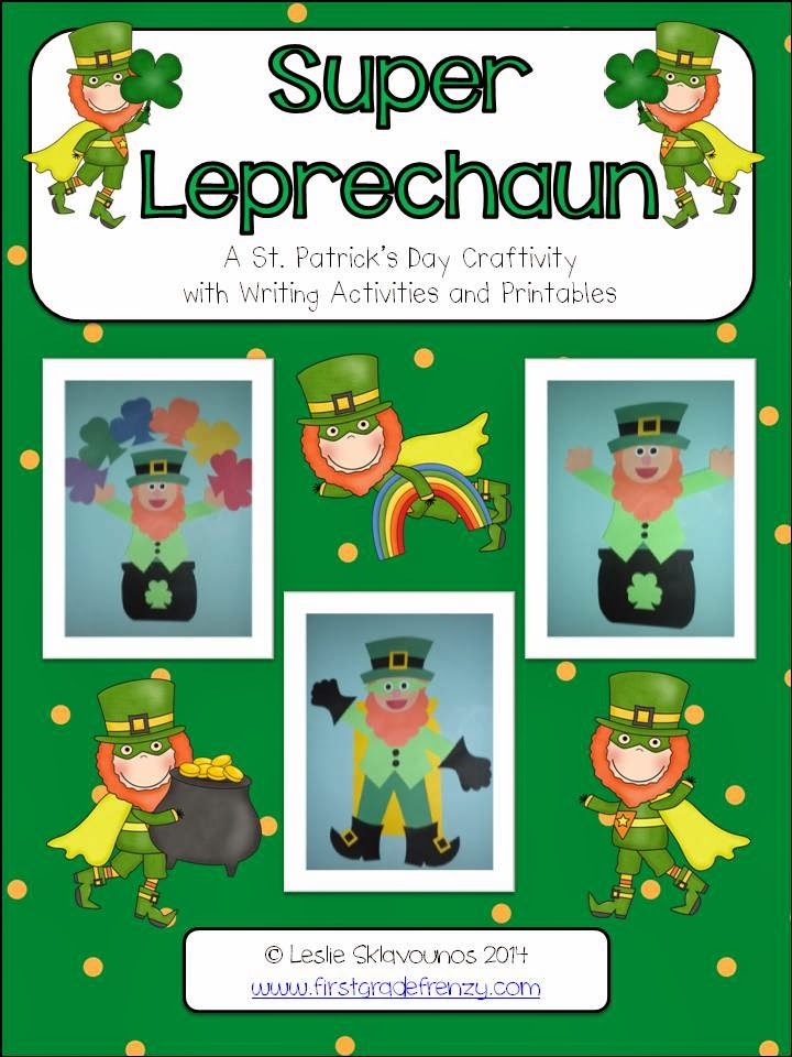 http://www.teacherspayteachers.com/Product/Super-Leprechaun-Craftivity-597762
