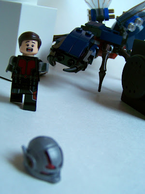LEGO Ant-man Final Battle review