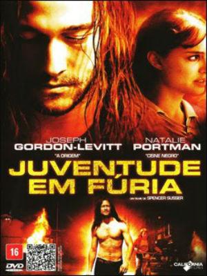 Filme Poster Juventude em Fúria DVDRip XviD Dual Audio & RMVB Dublado